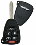 2007 Chrysler Town & Country Keyless Key Remote (with power doors)