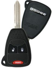 2007 Dodge Caravan Keyless Remote Key