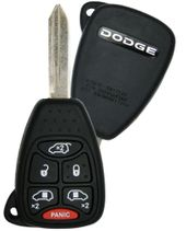 2007 Dodge Caravan Keyless Remote Key w/ power doors