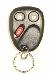 2007 Hummer H2 Keyless Entry Remote - Used