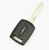 2007 Lincoln MKX transponder key blank