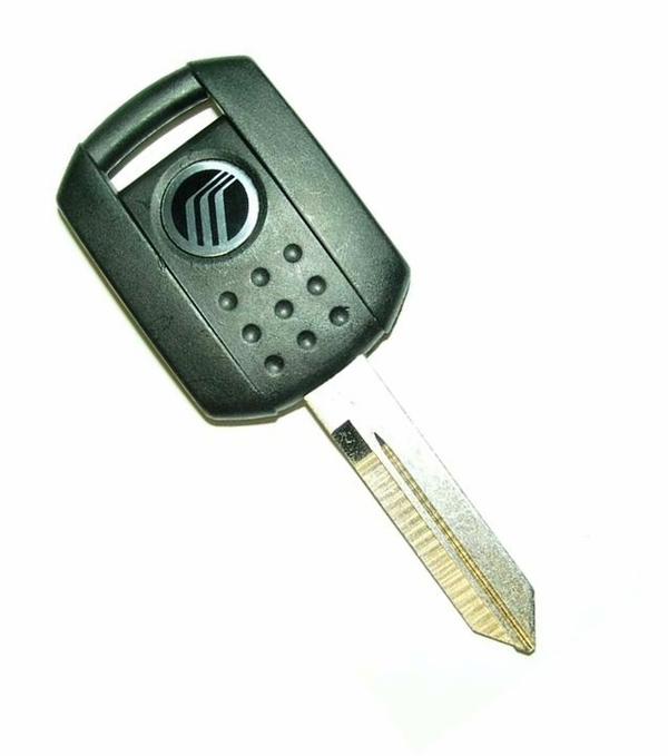 2007 Mercury Mariner transponder spare car key 5913439 H92 H84 H85 IPATS TRANSPONDER KEY 80-BIT WITH MERCURY LOGO 164-R8079