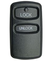 2007 Mitsubishi Lancer Keyless Entry Remote