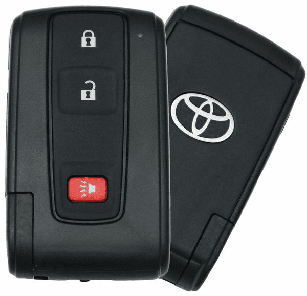 2007 toyota prius remote keyless entry smart key. Black Bedroom Furniture Sets. Home Design Ideas