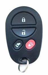 2007 Toyota Sienna LE Remote w/1 Power Side Door