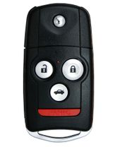 2008 Acura TL Keyless Entry Remote Key - aftermarket