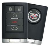 2008 Cadillac CTS Keyless Entry Remote w/ Remote Start