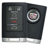 2008 Cadillac DTS Keyless Entry Remote w/ Remote Start