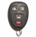 2008 Chevrolet Monte Carlo Keyless Entry Remote - Used