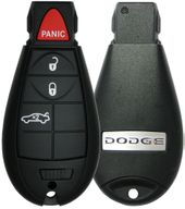2008 Dodge Challenger Keyless Remote FOBIK Key