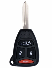 2008 Dodge Durango Keyless Entry Remote - aftermarket