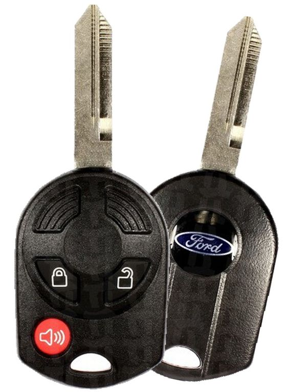 2008 Ford Edge Keyless Remote Key