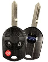 2008 Ford Freestyle Keyless Entry Remote / key combo