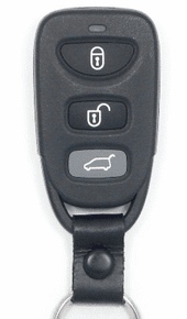 2008 Kia Rondo Keyless Entry Remote
