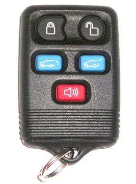 2008 Lincoln Navigator Keyless Entry Remote liftgate