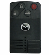2008 Mazda RX-8 Keyless Entry Smart Remote w/Trunk