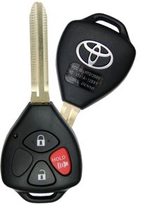 2008 Toyota RAV4 Remote Key