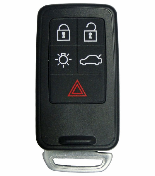 2008 Volvo XC70 Remote Slot Key 30659637 KR55WK49264
