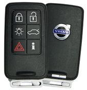 2008 Volvo XC70 Smart Keyless Entry Remote with PCC