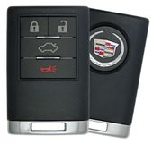 2009 Cadillac DTS Keyless Entry Remote