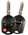 2009 Ford Edge Keyless Entry Remote / key - 3 button