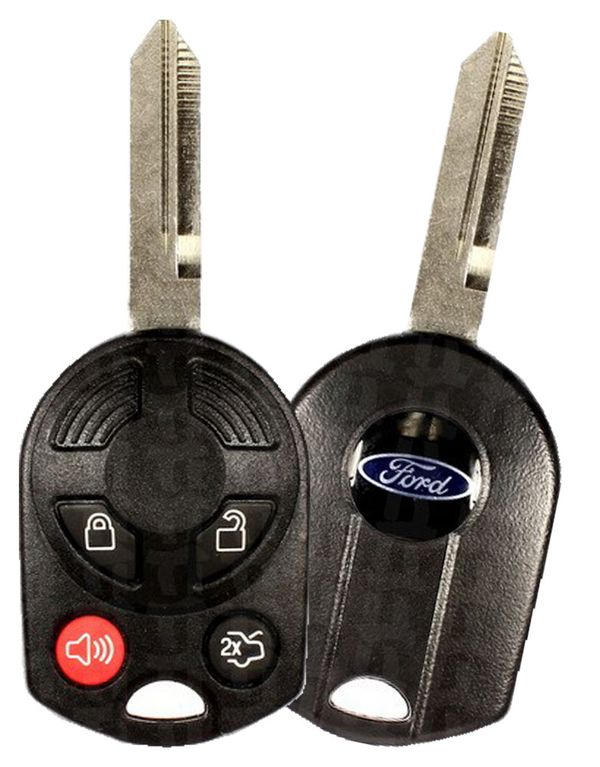 2009 Ford Edge Remote Key
