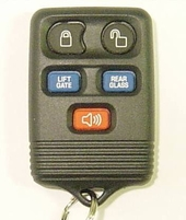 2009 Ford Expedition power lift gate Keyless Entry Remote