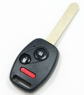 2009 Honda Fit Keyless Remote Key