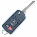 2009 Mazda MX5 Miata Keyless Entry Remote / key - refurbished