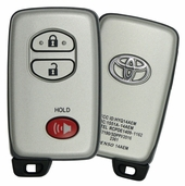 2009 Toyota Land Cruiser Smart Keyless Entry Remote