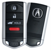 2010 Acura ZDX Smart Keyless Entry Remote Key Driver 2