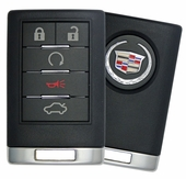 2010 Cadillac CTS Keyless Entry Remote w/ Remote Start