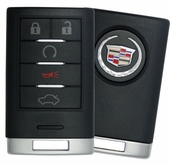 2010 Cadillac CTS Smart Keyless Entry Remote - Driver 1