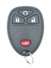 2010 Chevrolet HHR Keyless Entry Remote w/ Engine Start