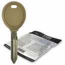 2010 Chrysler PT Cruiser transponder key blank