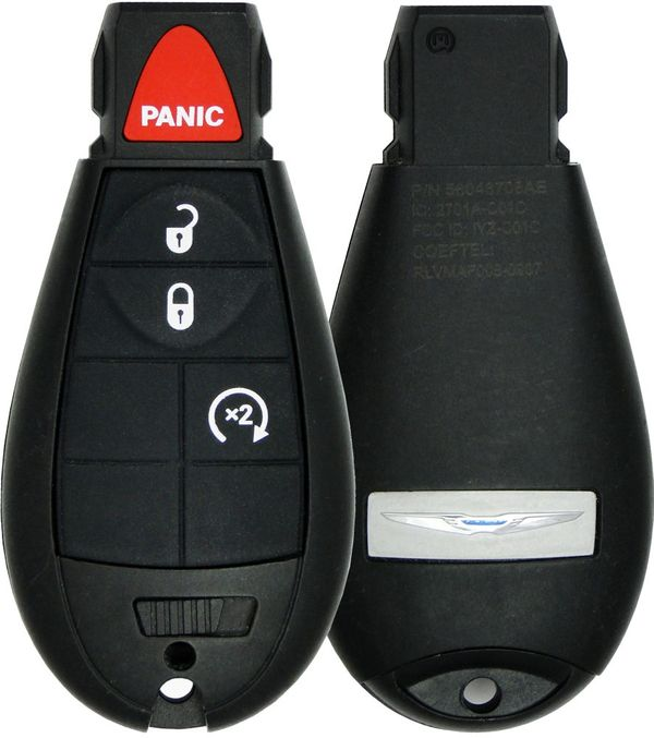 68066871AF - 2010 Chrysler Town & Country Remote keyless Entry Remote Keyfob Fobik remote start 05026195AC 05026195AD 68043591AC 68066871AC 05026195AB 68043591AA 68066871AA 68079544AA 68043591AB 68066871AD 05026195AF 68066871AB 68066871AE