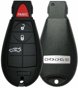 2010 Dodge Charger fobik Key refurbished