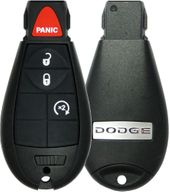 2010 Dodge Journey Keyless Entry Remote / Key Engine Start