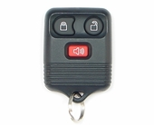 2010 Ford Econoline E-Series Keyless Entry Remote