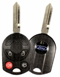 2010 Ford Fusion Keyless Entry Remote / key combo