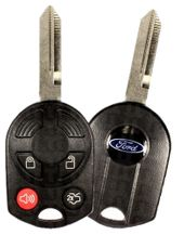 2010 Ford Mustang Keyless Entry Remote Key - refurbished