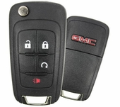 2010 GMC Terrain Keyless Entry Remote Key w/ Engine Start