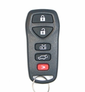 2010 Nissan Quest Keyless Entry Remote w/1 Power Side Door