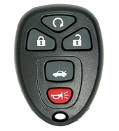 2010 Pontiac G6 Keyless Entry Remote start Remote