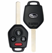 2010 Subaru Legacy Keyless Entry Remote Key