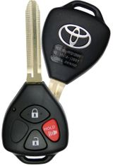 2010 Toyota 4Runner Keyless Entry Remote Key