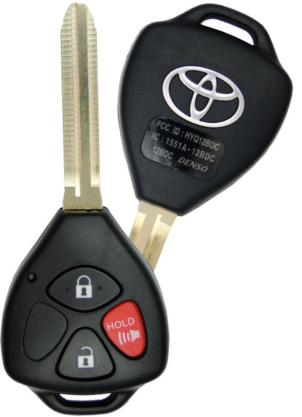 2010 Toyota RAV4 Remote Key