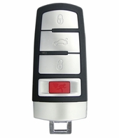 2010 Volkswagen CC Remote Slot Key