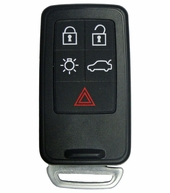 2010 Volvo S80 Remote Slot Key