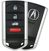 2011 Acura TL Smart Keyless Entry Remote Key Driver 1